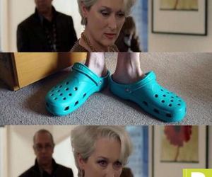 funny and thedevilwearsprada image