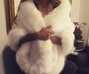 fashion, luxury, and fur image