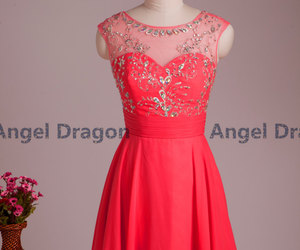 evening dress, party dress, and prom dresses image