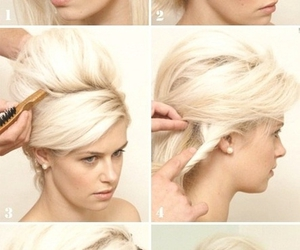fashion, hair, and fashion girl image