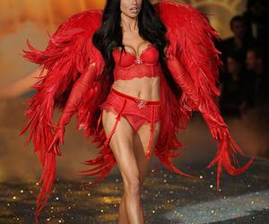 Adriana Lima and angel image