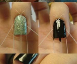 :), <3, and nail art image