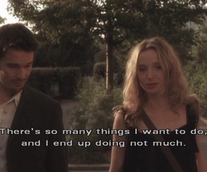 quotes, before sunset, and life image