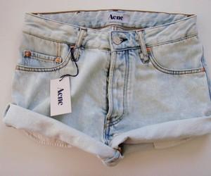 fashion, shorts, and acne image