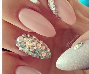 diamonds, girls, and polish image