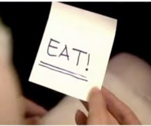 cassie, eat, and skins image