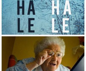 exhale, inhale, and funny image