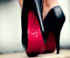 louboutin, luxury, and pic image