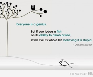 believe, fish, and quote image