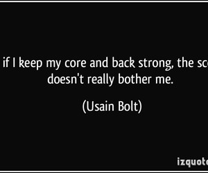 scoliosis and usain bolt image