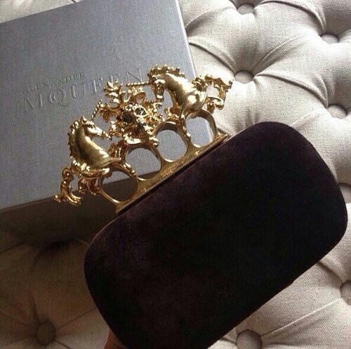 black, luxury, and purse image