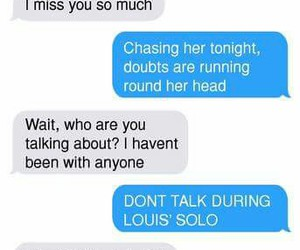 break up, one direction, and funny image