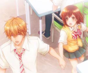 anime and ookami shoujo image