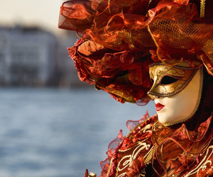 carnival and venice image