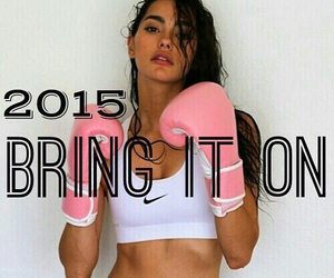 fitness, 2015, and workout image