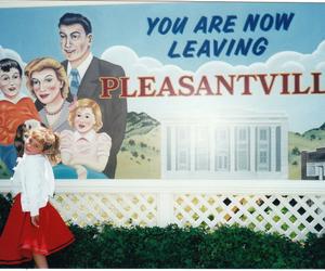film, pleasantville, and anni 50 image