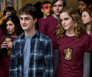 ginny weasley, neville longbottom, and harry potter image
