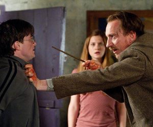ginny weasley, harry potter, and remus lupine image