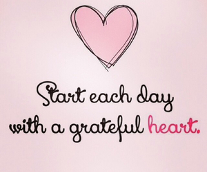 grateful and each day image