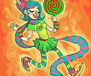 beautiful, trickster, and homestuck image