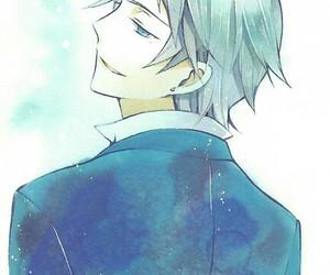 anime, elliot, and pandora hearts image