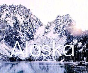 alaska, beautiful, and explore image