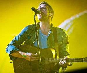 rock in rio, Chris Martin, and coldplay image