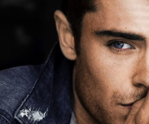 blue eyes, sexy, and zac efron image