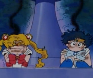 sailor moon, sailormoon, and 美少女戦士セーラームーン image