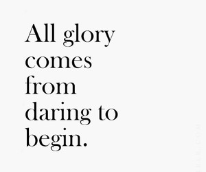 quotes, glory, and life image