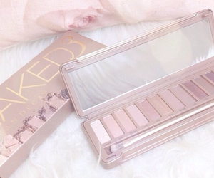 eyeshadow, pastel, and pretty image