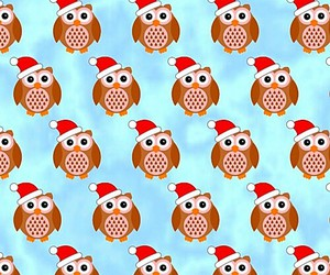 wallpaper, owl, and cute image