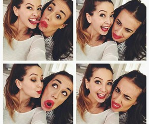 zoella, miranda sings, and youtube image