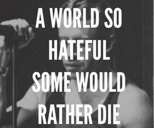 macklemore, quote, and same love image