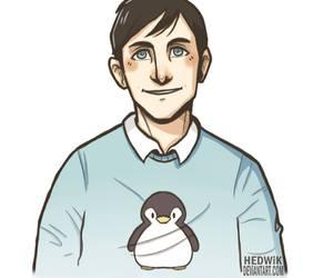 penguin and oswald cobblepot image