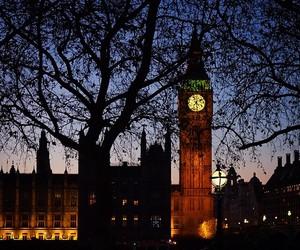Big Ben, city, and europe image