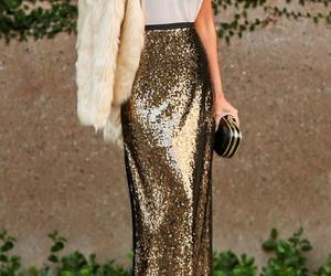 fashion, dress, and elegance image