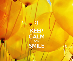 smile, happy, and keep image