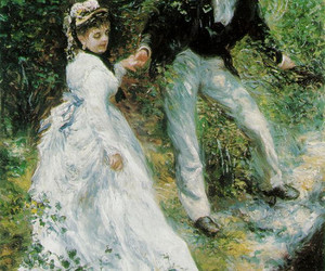 Renoir and art image
