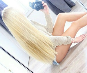 amazing, girl, and blond image