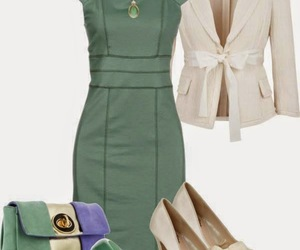 bags, dresses, and fashion image