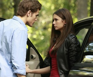 stelena, love, and tvd image