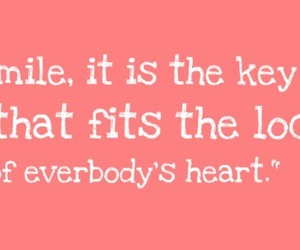 happiness, quotes, and smile image