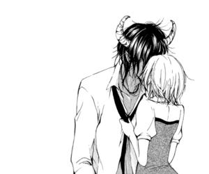 manga, anime, and kiss image