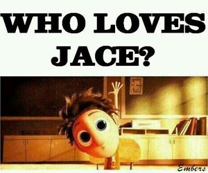 jace, tmi, and book image