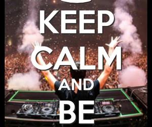 keep calm, frases en español, and martin garrix image