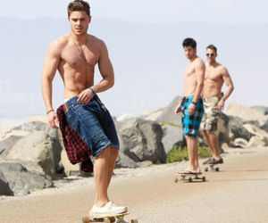 boy, zac efron, and Hot image