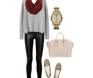 date, fall, and fashion image