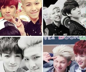 bts, bangtan boys, and rap monster image