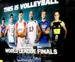 sport, volley, and volleyball image